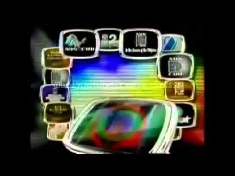 ABS CBN Station ID Millennium Overtune 2000 Reversed