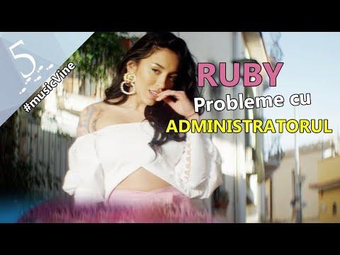 RUBY, PROBLEME CU ADMINISTRATORUL (#MusicVine |Ruby-Soare Patrat))