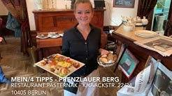 mein/4 Tipps - Prenzlauer Berg - Restaurant Pasternak