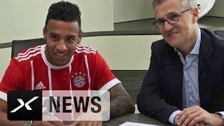 Gestatten: Bundesliga-Rekordtransfer Corentin Tolisso! | FC Bayern | Bundesliga