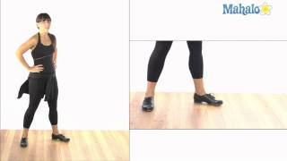 How to do a Traveling Double Times Step in Tap Dance
