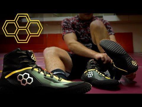 RUDIS Alpha Wrestling Shoe *REVIEW*