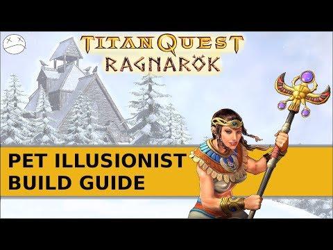 Titan Quest Diviner Build Guide