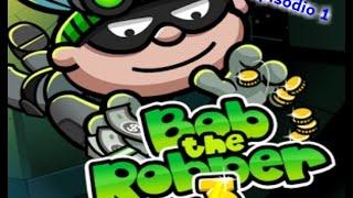 Infiltrado y a robar! Bob the Robber 01