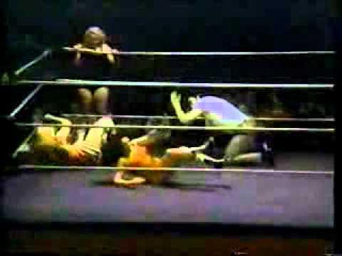 Fabulous Moolah v Susan Green, Dottie Downs Handicap Match