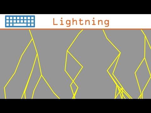 coding-challenge-#4-lightning-effect