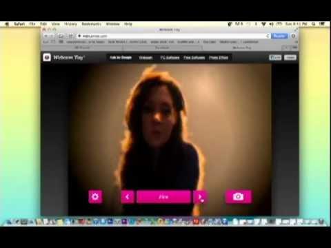 Webcam Lolita