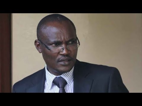 John Mbadi refers to fellow MPs as \