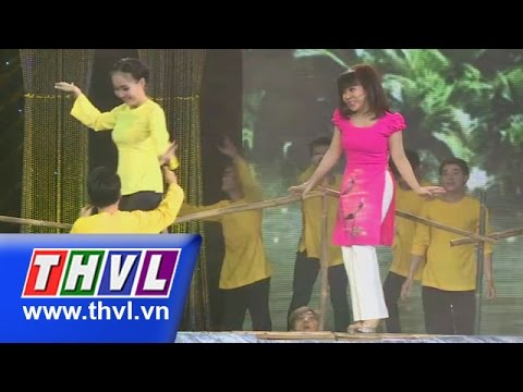 THVL | Cùng nhau tỏa sáng – Tập 4: Cây cầu dừa – Việt Hương, 6 thí sinh nam CNTS