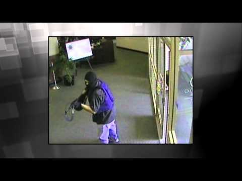 Wanted By the FBI: The AK-47 Bandit