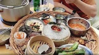 [부산여행 브이로그] 송도해수욕장 전복죽 + 해산물 맛…