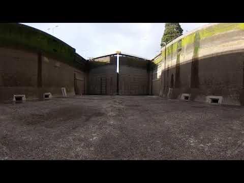 Drained Ballard Locks 360 Video Tour SeattlePI.com