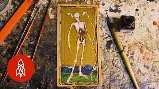 The Handmade Art of Tarot Cards thumbnail