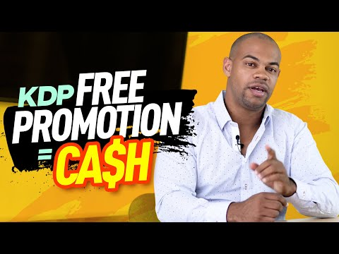 How To Use KDP's 5 Day Free Promotion To INCREASE Book Sales - Amazon 5 Day Free Promo