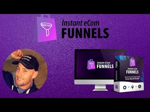 Instant eCom Funnels Review. http://bit.ly/30DPdQ3