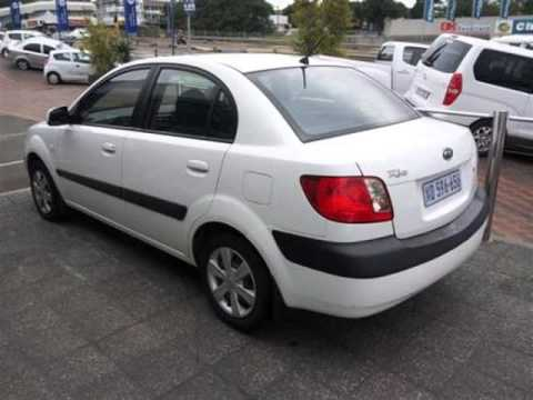 2006 kia rio 1 4 5dr auto for sale on auto trader south. Black Bedroom Furniture Sets. Home Design Ideas