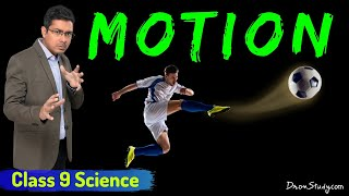 Motion | CBSE Class 9 Science | Physics