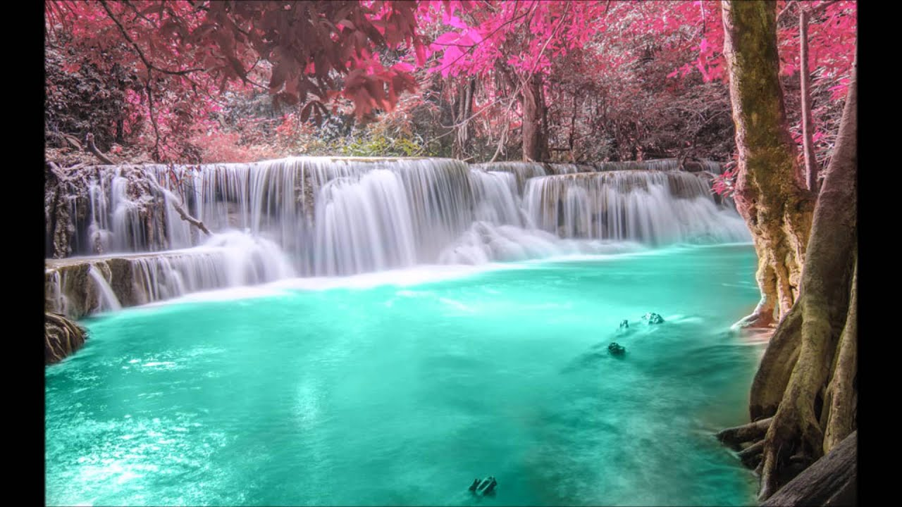 Simple Fall Hd Wallpaper Like A Waterfall Deeper Sunrise Mix Solarstone Youtube