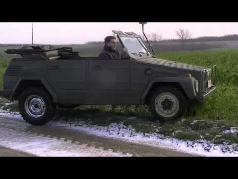 VW-Kübelwagen offroad mudding vw thing 1978 1600cc