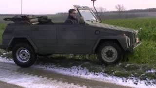 VW-Kübelwagen offroad mudding vw thing 1978 1600cc