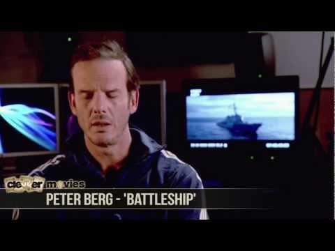 Peter Berg Talks Directing New Movie 'Battleship'