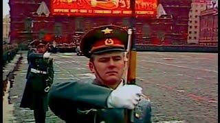 Download Военный парад  на Красной  площади, Москва, 1979 год, кинохроника СССР Mp3 and Videos
