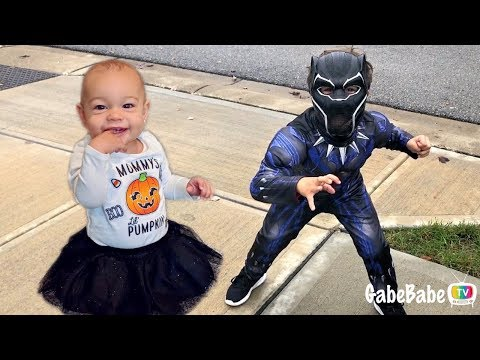 BABY'S FIRST HALLOWEEN 🎃