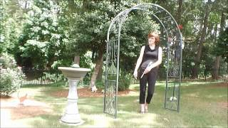 Vineyard Arbor Griffith Creek Designs