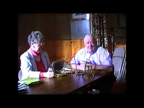 WGOH - History of Rouses Point with Peg Barcomb part two  1-20-92