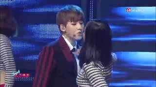 Simply K-Pop Ep120 U-KISS appeared in August 2008 singing that they...