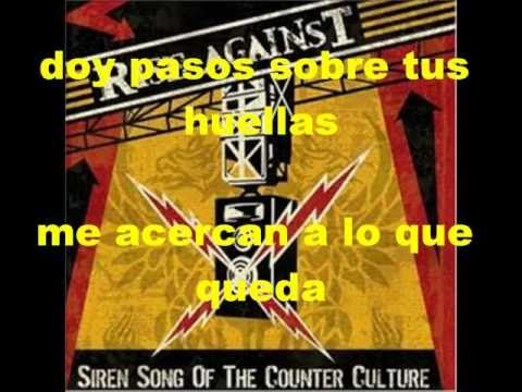 Rise Against Blood to Bleed sub español