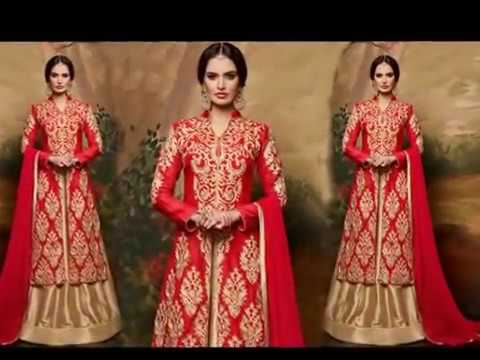 IndoWestern Wear Fashionable Gown Dresses For Women to look smart ...