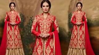 IndoWestern Wear Fashionable Gown Dresses For Women to look smart and gorgeous   Designers and you