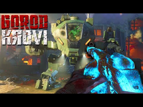 BLACK OPS 3 ZOMBIES - GOROD KROVI FULL EASTER EGG WALKTHROUGH & BOSS FIGHT!