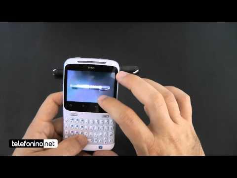 HTC chacha. videoreview da Telefonino.net