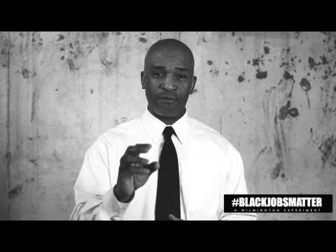 #blackjobsmatter...The Example