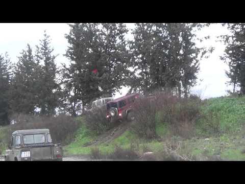 Land Rovers Nicosia 14.02.2015