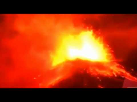 65 Villarrica Volcano Erupts In Chile, Thousands Evacuated from Pucon