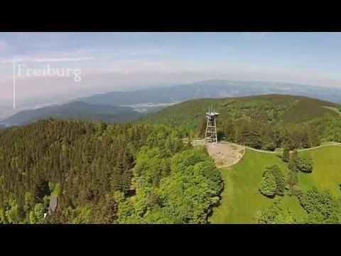 Den Schwarzwald aus der Luft - Feldberg, Titisee, Belchen und Schauinsland