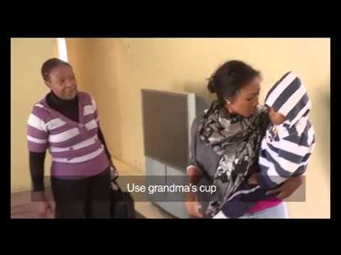VUZU.TV: Dineos Diary - Dineo the Mother
