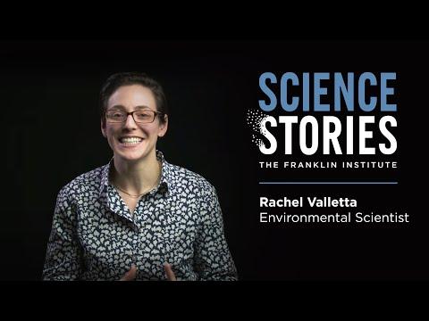 Science Stories - Rachel Valletta