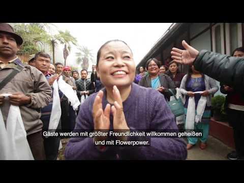 One World Award 2017 Grand Prix: Chief Minister Shri Pawan Chambling