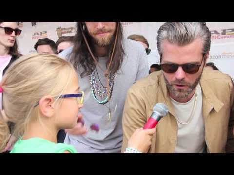 APMAs: Kids Interview Bands - 3OH!3