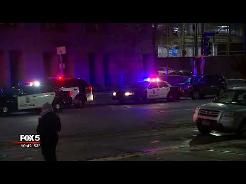 Officer involved shooting inside Minneapolis City Hall