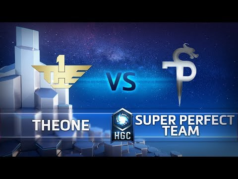 HGC CN - Phase 2 Week 9 - TheOne vs SPT - Game 1
