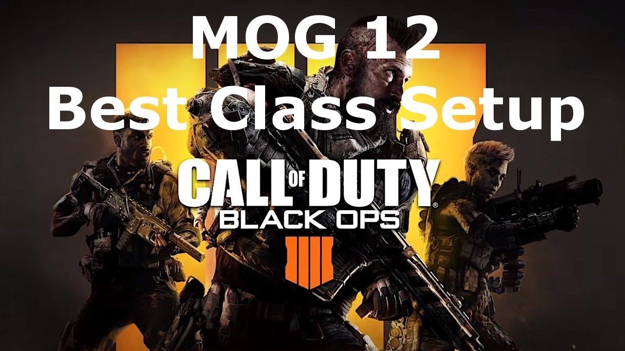 MOG 12 Shotgun Best Class Setup Weapon Guide Call of Duty