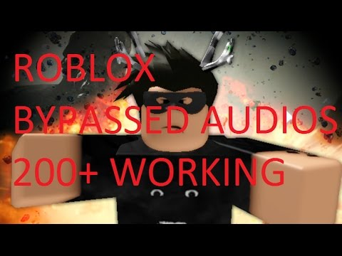 Roblox Bypassed Audios 200 All Work Youtube