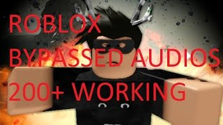 Roblox Bypassed audios 200+ ALL WORK