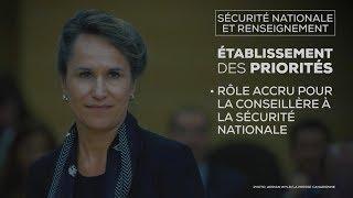 Renforcer la sécurité nationale
