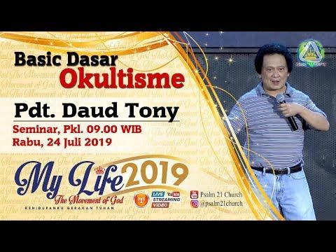Seminar Pdt  Daud Tony